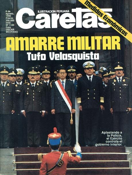 Gobierno cívico militar.