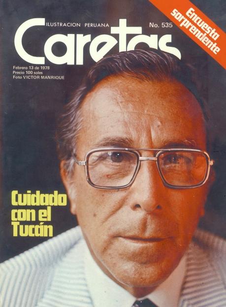 Luis Bedoya Reyes.