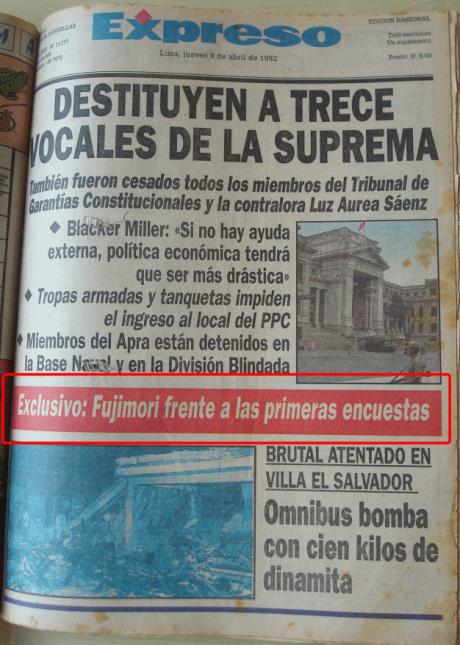 Expreso 9 de abril 1992